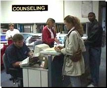 Counseling Office Front Counter