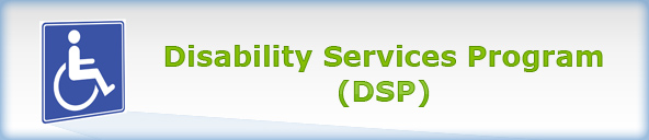 Disability Services Program