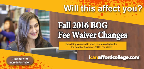 Bogg Fee Waiver Updates