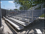 Softball Bleacher Replacement